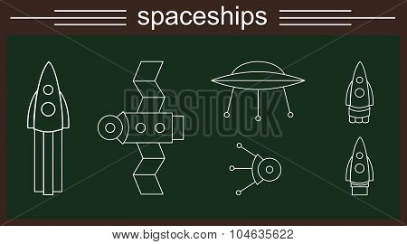 Spaceships