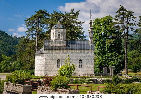 Oldest church of Montenegro