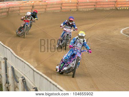Race On Turn