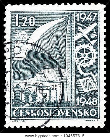 Czechoslovakia 1947