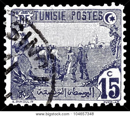 Tunisia 1902