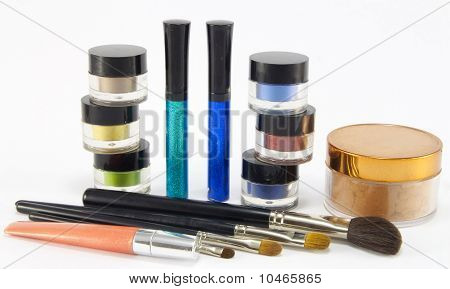 Make-up cosmetics.