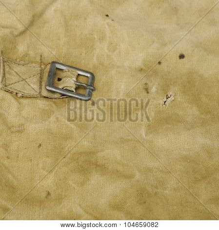 Military Or Army Rough Fabric Background Texture