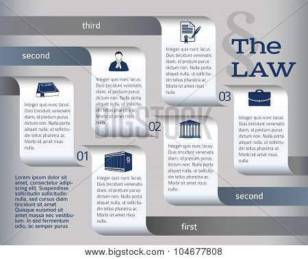 Infographics-layout-legal-law-lawyer
