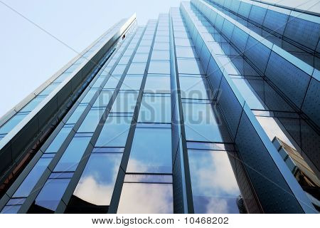 Tall building