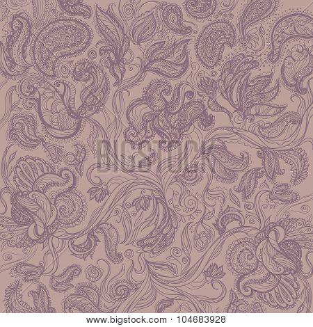 Mhendi pattern.