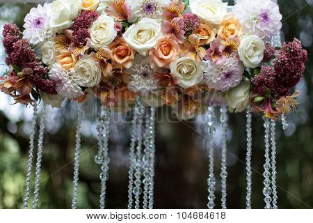 Decorative Fresh Flowers