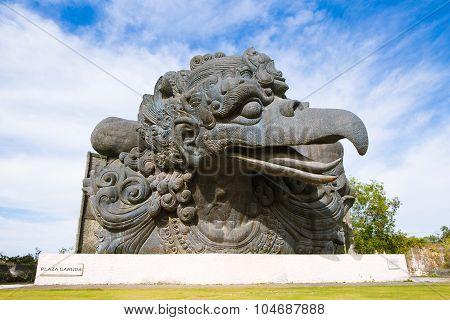 Garuda Statue