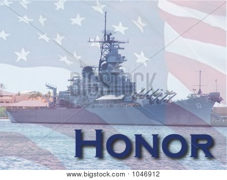 The American Spirit Of Honor