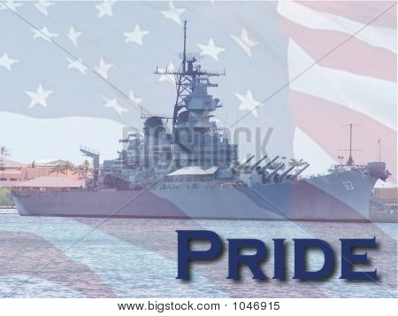 The American Spirit Of Pride