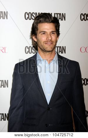 LOS ANGELES - OCT 12:  Johnny Whitworth at the Cosmopolitan Magazine's 50th Anniversary Party at the Ysabel on October 12, 2015 in Los Angeles, CA