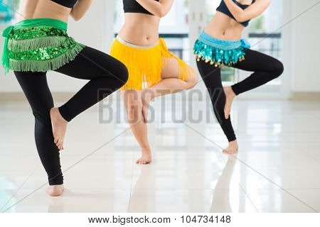 Belly Dance Performing