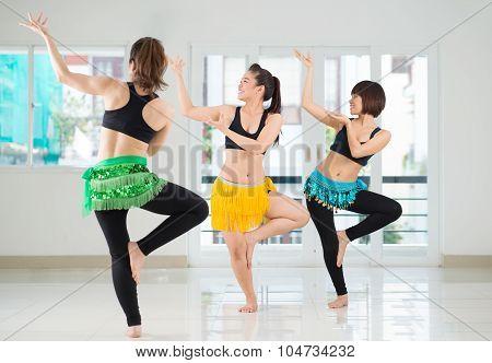 Beauty Belly Dancers