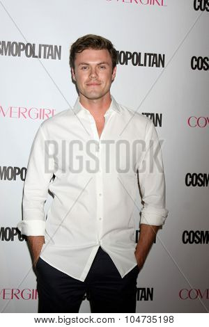 LOS ANGELES - OCT 12:  Blake Cooper Griffin at the Cosmopolitan Magazine's 50th Anniversary Party at the Ysabel on October 12, 2015 in Los Angeles, CA