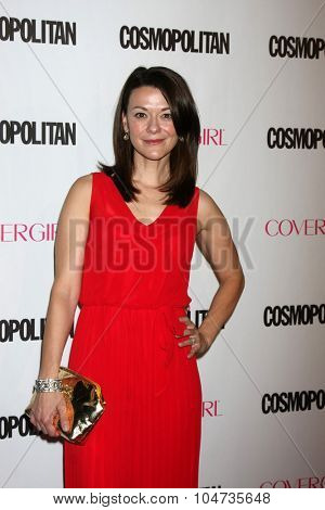 LOS ANGELES - OCT 12:  Maribeth Monroe at the Cosmopolitan Magazine's 50th Anniversary Party at the Ysabel on October 12, 2015 in Los Angeles, CA