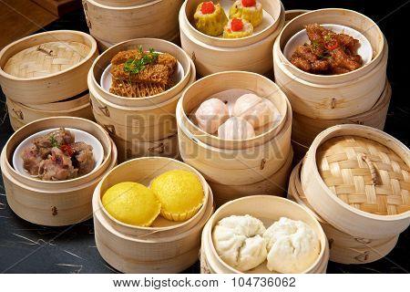 Chinese Dimsum Set