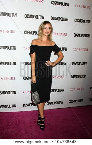 LOS ANGELES - OCT 12:  Ruth Kearney at the Cosmopolitan Magazine's 50th Anniversary Party at the Ysabel on October 12, 2015 in Los Angeles, CA