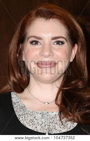 LOS ANGELES - OCT 12:  Stephenie Meyer at the Stephenie Meyer Q&A For The 10th Anniversary Of