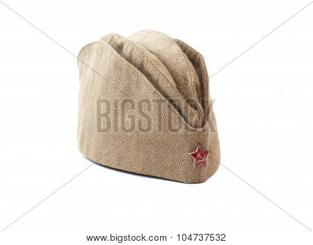 Ussr Garrison Cap
