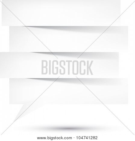 Replica sign on white background. Vector Illustration.