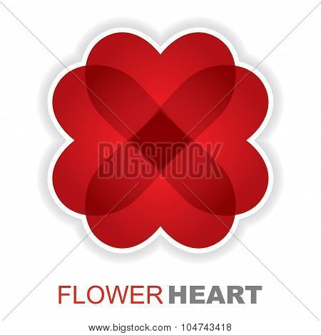 Love And Flower