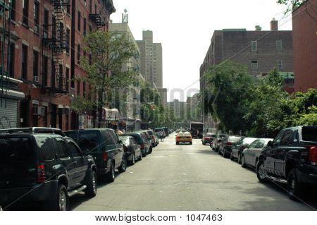 poster of New York City Street 05