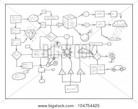 Scheme vector illustration