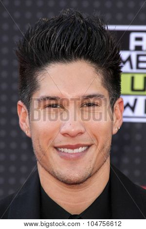LOS ANGELES - OCT 8:  Chino at the Latin American Music Awards at the Dolby Theater on October 8, 2015 in Los Angeles, CA