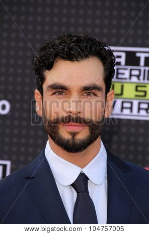 LOS ANGELES - OCT 8:  Gonzalo Garcia Vivanco at the Latin American Music Awards at the Dolby Theater on October 8, 2015 in Los Angeles, CA