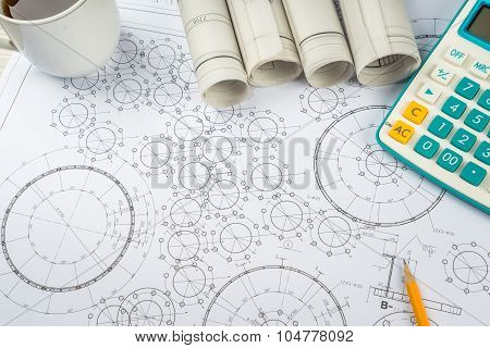 Drawing And Various Details