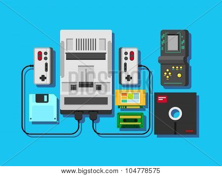 Computer game items and elements