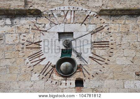 Gable Clock