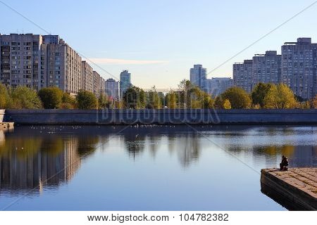 fishing in the metropolis