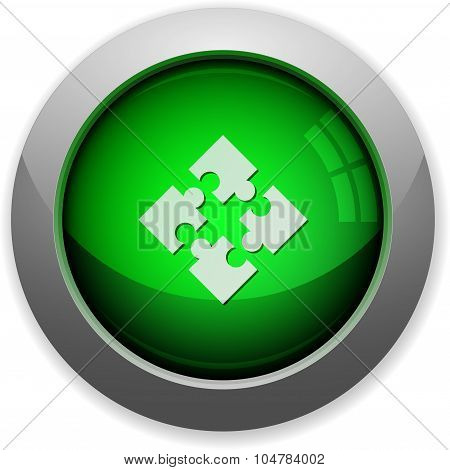 Green Modules Button