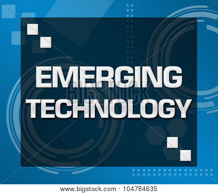 Emerging Technology Technical Background
