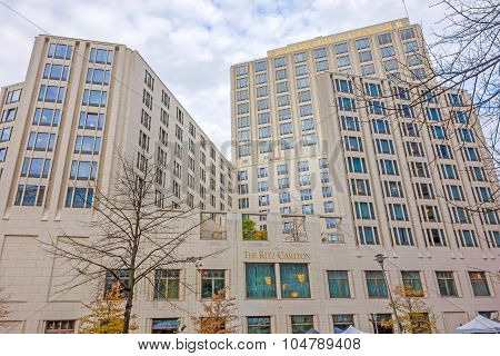 Ritz-carlton Hotel And Beisheim Center, Berlin
