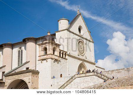 Saint Francis Basilica, Assisi, Italy