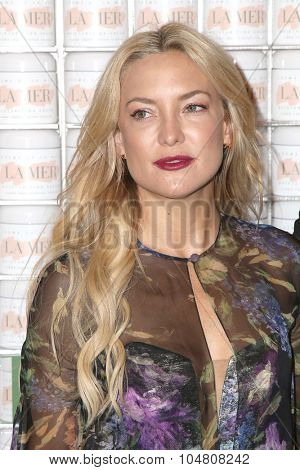 LOS ANGELES - OCT 13:  Kate Hudson at the La Mer Celebration Of An Icon Global Event at the Siren Studios on October 13, 2015 in Los Angeles, CA