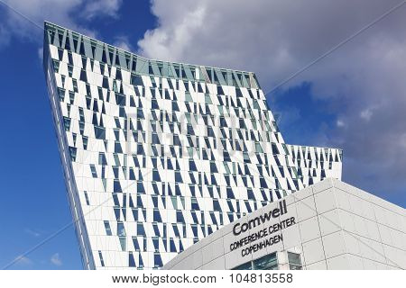 The Bella Sky Hotel in Copenhagen, Denmark