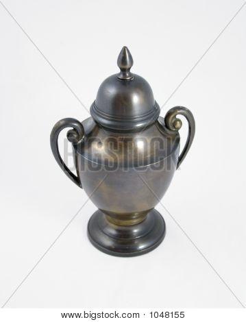 Brass Urn #2
