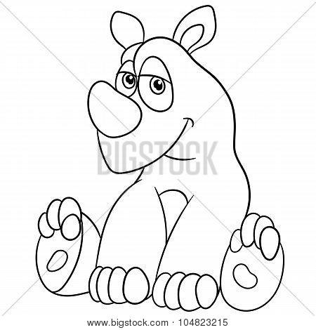 Shy Rhino