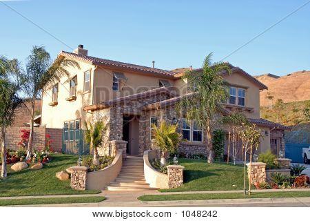 New Suburban Home