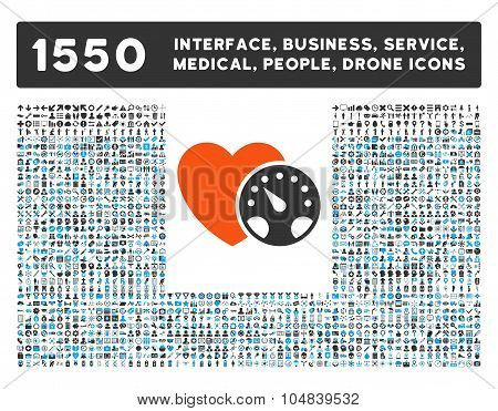 Blood Pressure Meter Icon and More Interface, Business, Medical, People, Awards Vector Symbols
