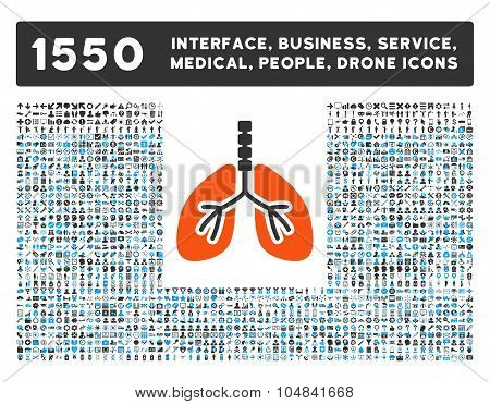 Breathe System Icon and More Interface, Business, Medical, People, Awards Vector Symbols