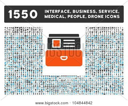 Catalog Icon and More Interface, Business, Medical, People, Awards Vector Symbols