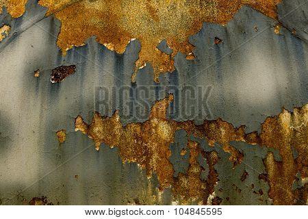 Rusty Corrosion