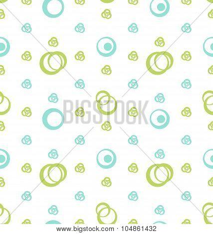 Illustration Seamless Futuristic Texture, Elegance Pattern
