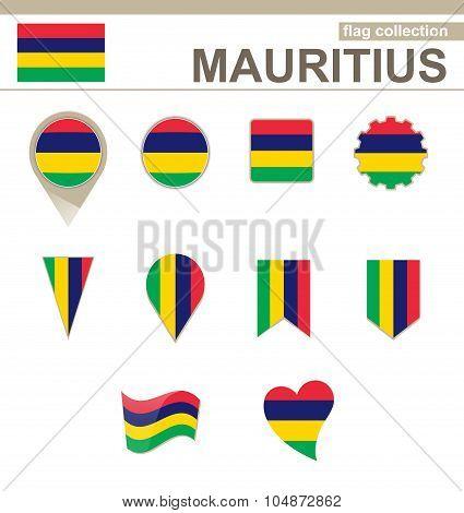 Mauritius Flag Collection