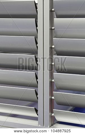 Aluminum Louver