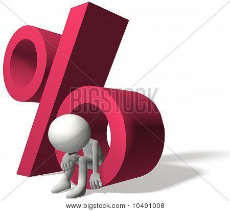 High Interest Rates Hurt Borrower Investor